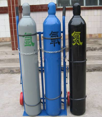 鹤山共和工业城氩气供应站