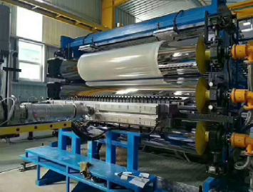 LDPE发泡片材设备 LDPE微发泡片材生产线