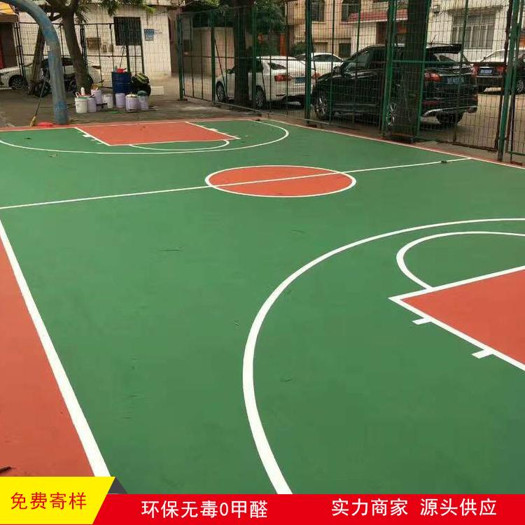 天津标准篮球场-天津标准篮球场地