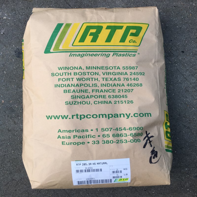TPV美国RTp 6091-55A BK 耐老化汽车配件材料