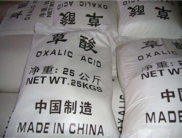 石柱草酸 石柱工业草酸厂家工业还原剂专用 重庆轩扬化工