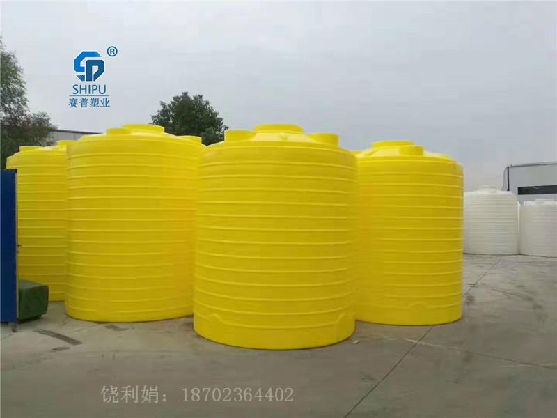 10吨塑料储水桶 15立方塑料大水桶