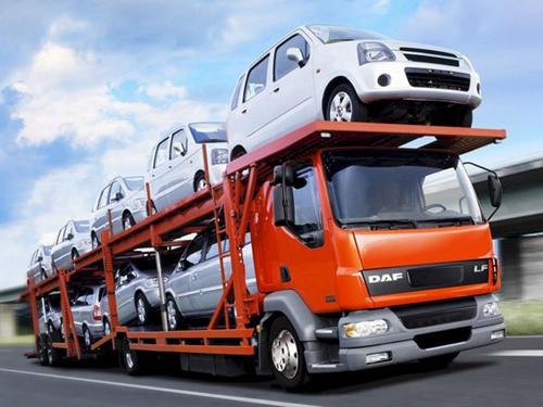 轿车运输服务