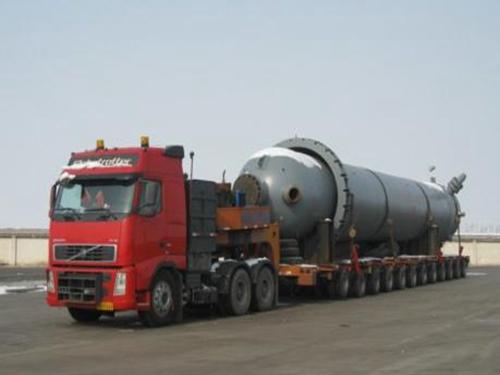 上海大件运输整车货运