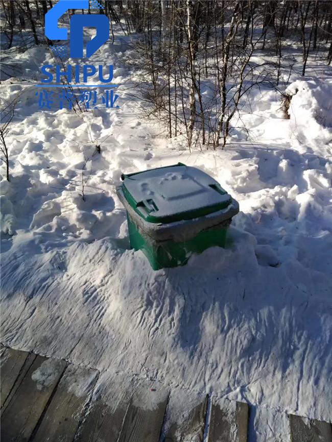 楚雄240升脚踏式垃圾桶