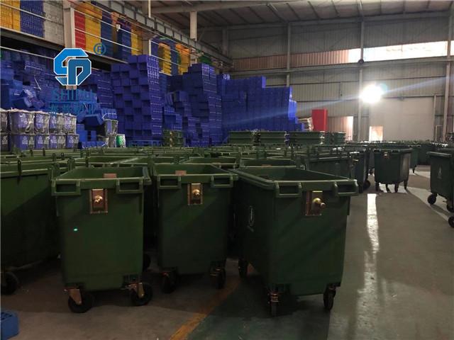 广安660升医疗垃圾桶