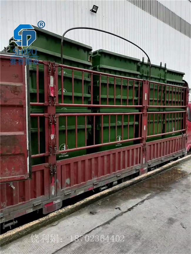 大同660L环卫垃圾车