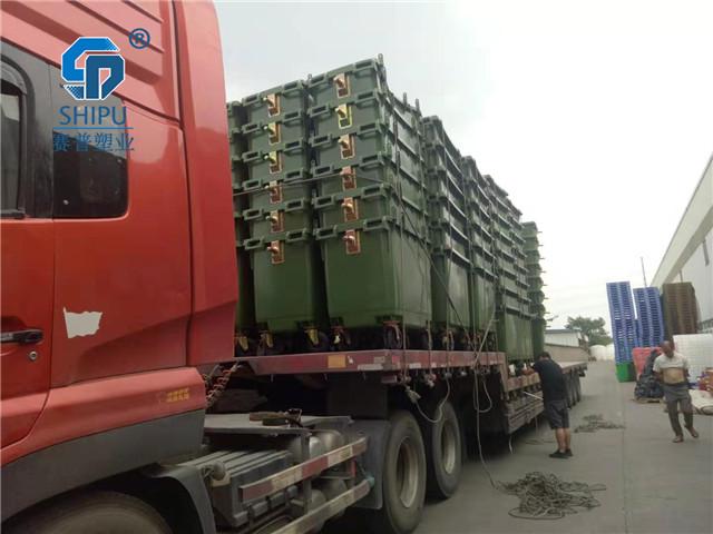 烏魯木齊660L環衛垃圾車