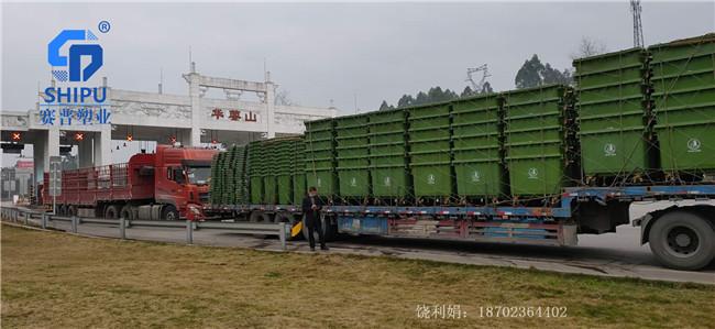 临沧660L医疗废物垃圾桶