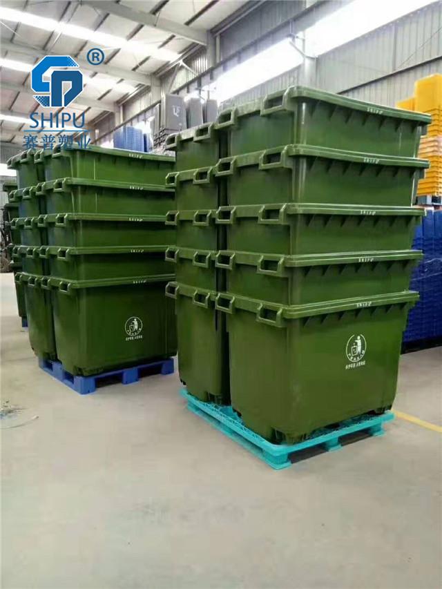 内江660L环卫垃圾车