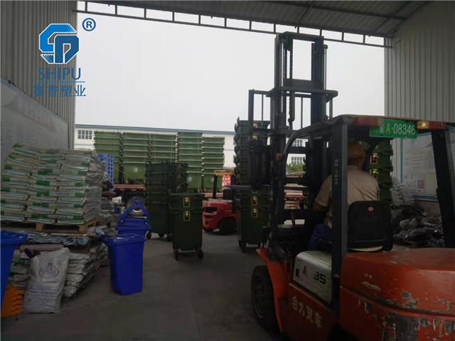 海南660升大型分类垃圾桶