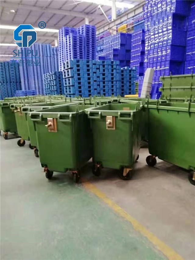 江津660升醫療垃圾桶