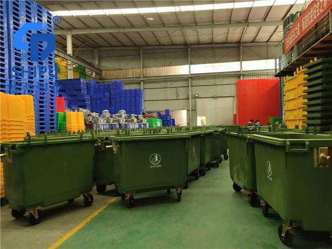 宝鸡660L医疗废物垃圾桶