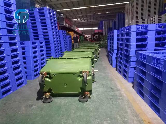 锡林郭勒660L环卫垃圾车