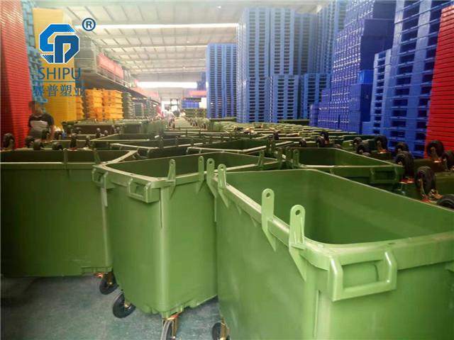 合川660L醫療廢物垃圾桶