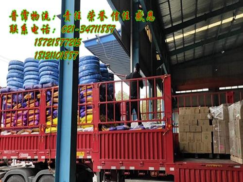 上海到武汉货运物流公司 零担物流货运 物流门对门服务