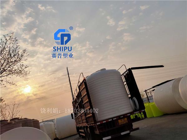 30吨塑料水塔  浓硫酸储罐供应商