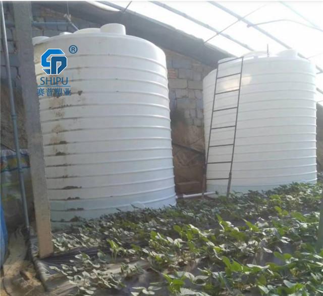 20吨塑料储罐  原水水箱水塔供应商