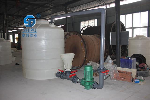 20噸塑料桶  水處理PE水箱規格尺寸