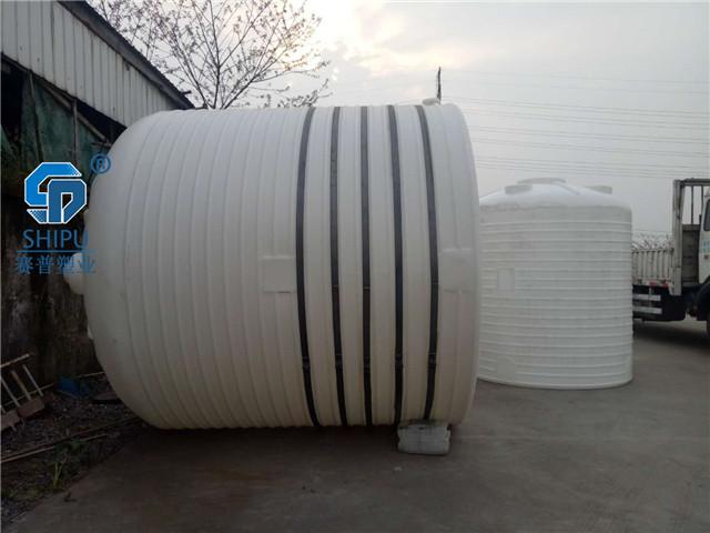 6吨塑料水塔  40吨大型食品级储罐生产厂家