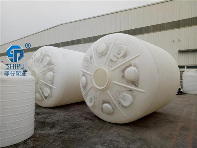 耐酸塑料水塔玻璃水储罐规格尺寸
