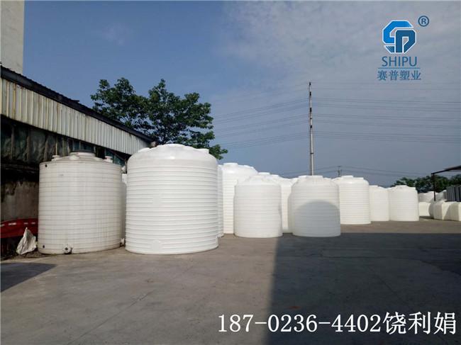 6噸塑料水塔  屋頂水箱水塔規格尺寸