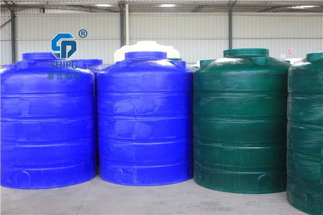 20噸塑料儲罐  原水水箱水塔設備