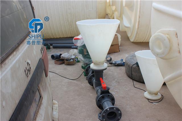 30噸塑料儲罐 混凝土外加劑儲罐生產廠家
