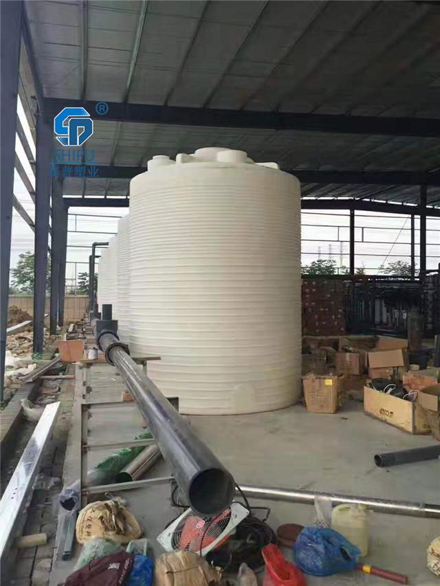 10吨塑料储罐 盐酸储罐设备