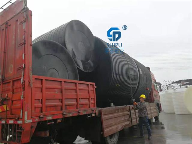 30吨塑料水塔  水肥一体化水箱经销商