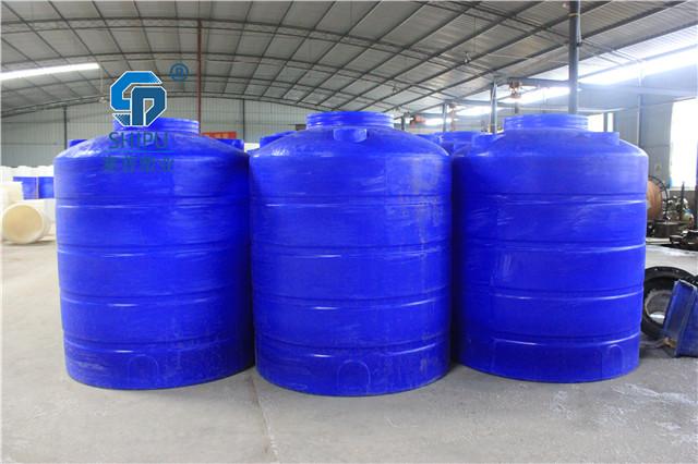 20吨塑料储罐  原水水箱水塔经销商