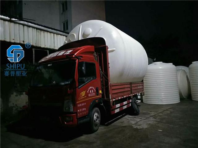 耐酸堿PE儲罐反滲透塑料水箱價格