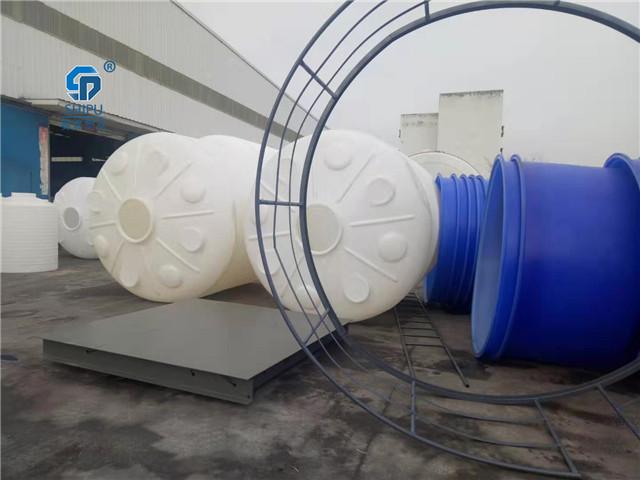 10噸塑料儲罐 鹽酸儲罐供應商