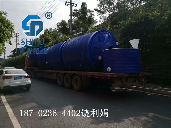 化工储罐 1500升PE塑料圆桶设备