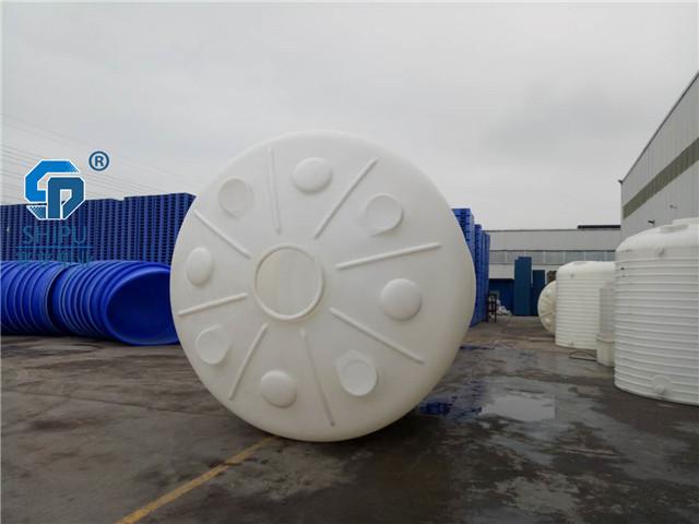 20吨塑料储罐  原水水箱水塔规格尺寸