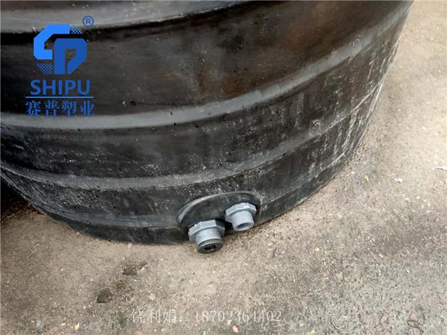 20吨塑料水塔 烧碱储罐图片