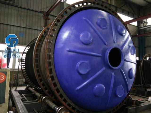 10吨塑料桶  原水箱设备