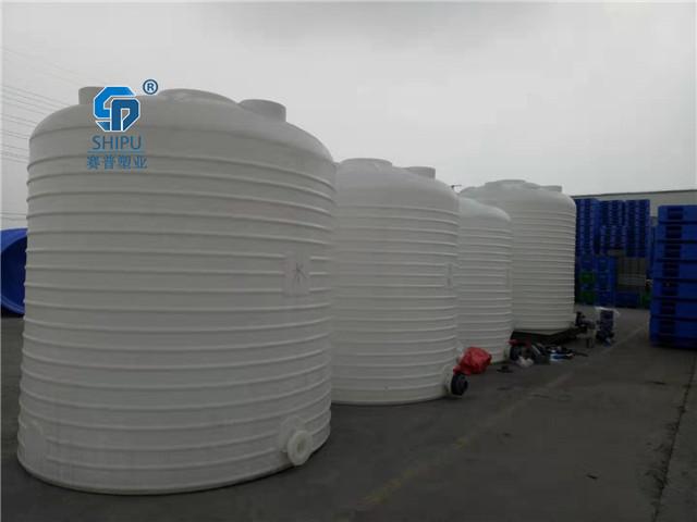 30吨塑料水塔  水肥一体化水箱规格尺寸