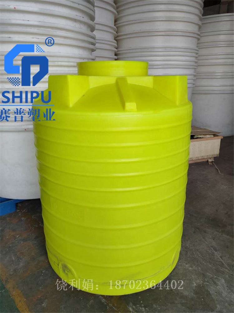 20吨塑料桶  水处理PE水箱经销商