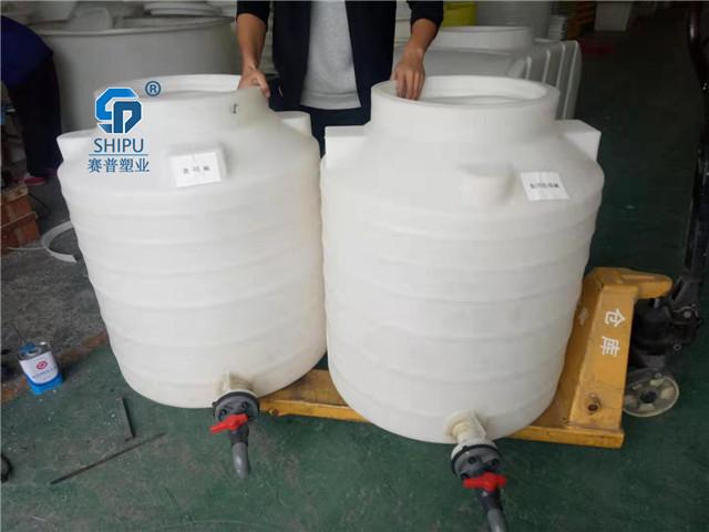 30噸pe儲罐 純水水箱水塔圖片