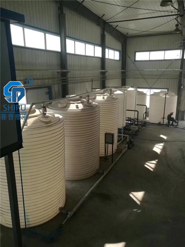 30吨塑料水塔  水肥一体化水箱多少钱