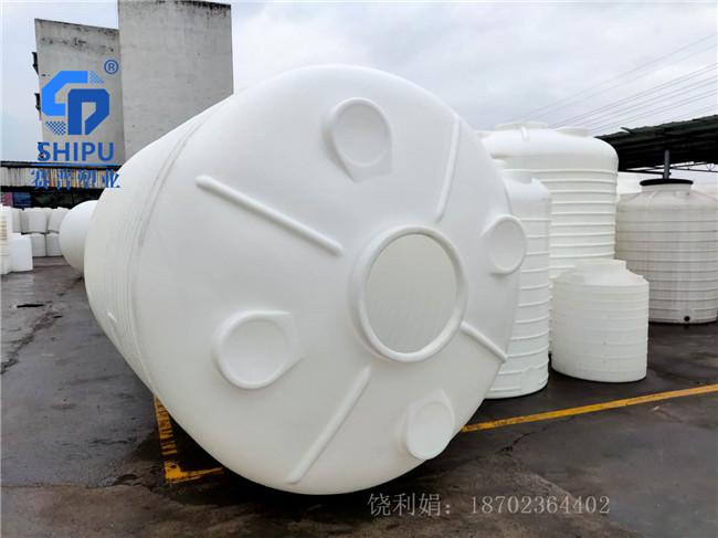 10吨水处理絮凝剂储药罐