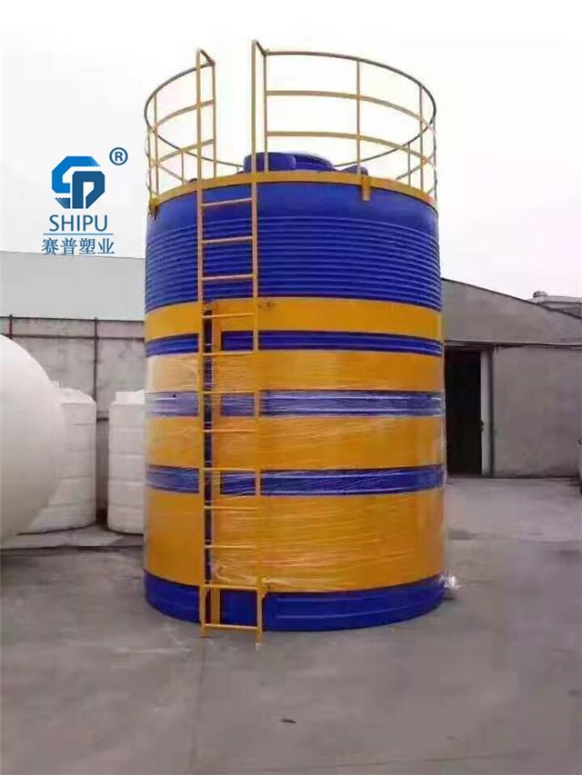 10吨减水剂储罐 盐酸储罐