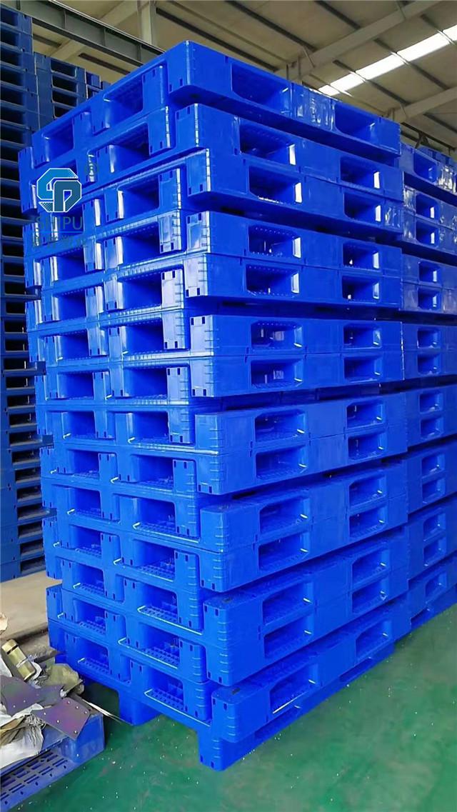 网格九脚塑料托盘规格尺寸