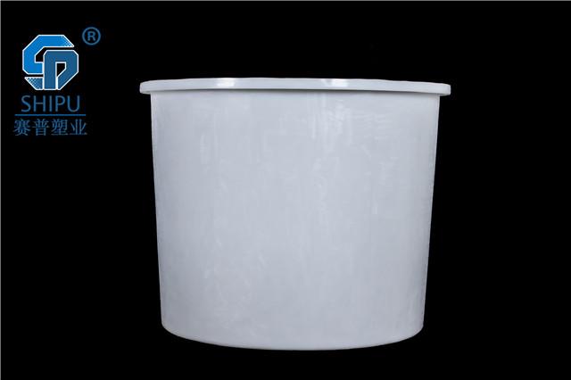 泡菜腌制发酵白色水桶食品级pe搅拌桶
