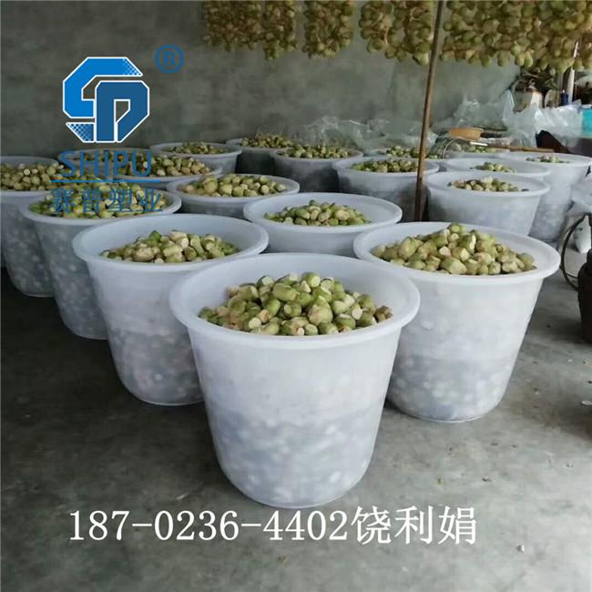 PE材质发酵圆桶