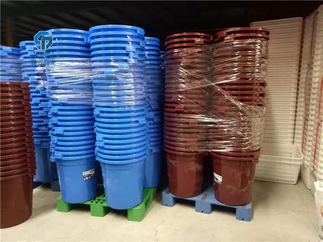 大白桶食品级白色工业塑料桶