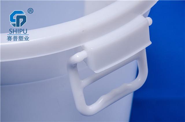 带盖工业强力塑胶桶