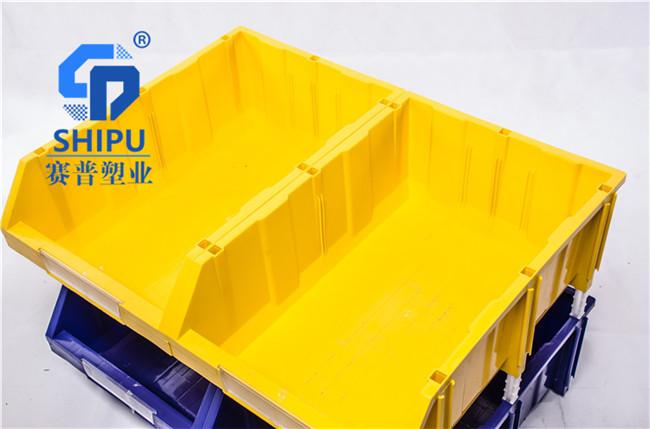 批发塑料零件盒斜口盒价格