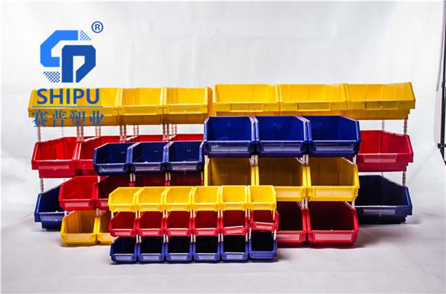 加厚组合式塑料零件柜价格